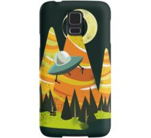 Montains Samsung Galaxy Case/Skin