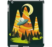 Montains iPad Case/Skin