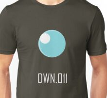 DWN.011 - Bubble Man Unisex T-Shirt