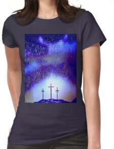 The First Easter Womens Fitted T-Shirt