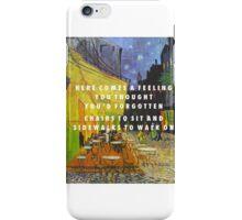 Van Gogh Vampire Weekend iPhone Case/Skin