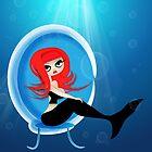 Sexy Mermaid by Brenda Boo