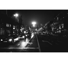 City Lights Photographic Print