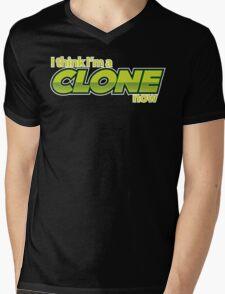 Weird Al - Clone Now Mens V-Neck T-Shirt