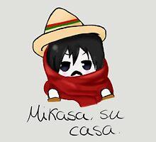 Mikasa, su casa. T-Shirt