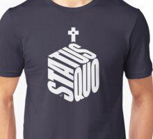 STATUS QUO white by Tai's Tees Unisex T-Shirt