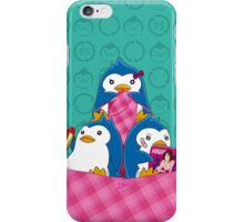 1-2-3 / We are Family! iPhone Case/Skin