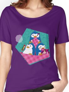 1-2-3 / We are Family! Women's Relaxed Fit T-Shirt