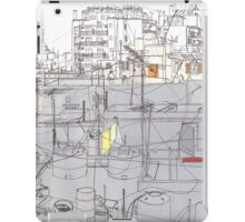 Beirut from a rooftop iPad Case/Skin