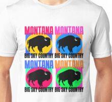 MONTANA (POP-ART_ Unisex T-Shirt