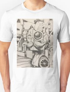 The Tin Man Unisex T-Shirt