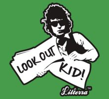Look Out Kid! It's somethin' you did by lilterra.com One Piece - Short Sleeve