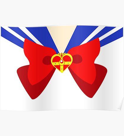 Sailor Moon S Ribbon Poster