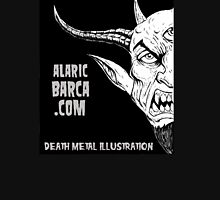 alaricbarca.com death metal illustration Unisex T-Shirt
