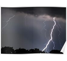 Late Summer Storm  Poster