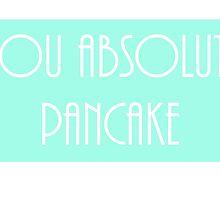 You absolute pancake by queenlokibeth