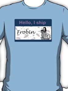 One Piece Shipping: Frobin T-Shirt