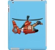 US Coast Guard Giraffe - Tyler iPad Case/Skin