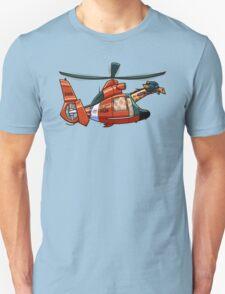 US Coast Guard Giraffe - Tyler Unisex T-Shirt