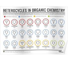 Heterocycles in Organic Chemistry Poster