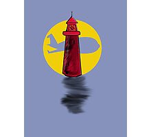 Lighthouse Air Photographic Print