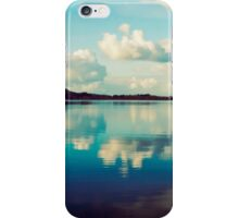 Cloudy Reflections iPhone Case/Skin