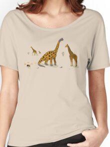 Brachiosaurus Women's Relaxed Fit T-Shirt