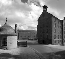 Stanley Mills by Ranald