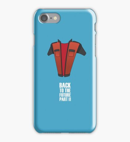 Back to the Future - Part II iPhone Case/Skin