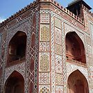Red Palace India by Braedene