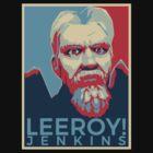 Leeroy Jenkins Obamized by tonid