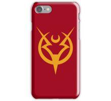 The Shepherd - Gold iPhone Case/Skin