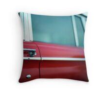 Car Door Handle Throw Pillow