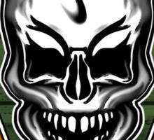 Bartender Skull 6: It's a Bartender's World Sticker