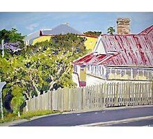 Highgate Hill Brisbane  Photographic Print