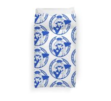 Jaegers Special Police Squad - Blue Duvet Cover