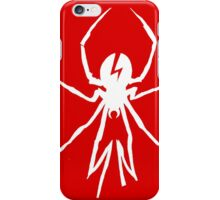 MCR - DANGER DAYS style design spider (White) iPhone Case/Skin