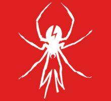 MCR - DANGER DAYS style design spider (White) by davis91