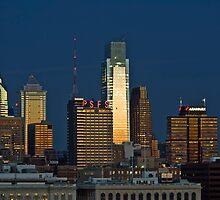 Philadelphia Downtown/Center City (Alan Copson © 2007) by Alan Copson