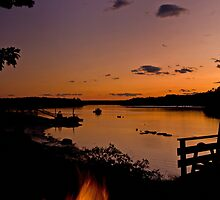 The Fire of Sunset by EvaMcDermott