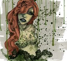 Poison Ivy by Hallowette