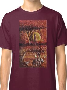 Exclusive: My Creations Artistic Sculpture Relief fact Main PAINT Way to Picasso !  3  (Photography  & Design & Illustration) (c)(h) by Olao-Olavia / Okaio Créations Classic T-Shirt