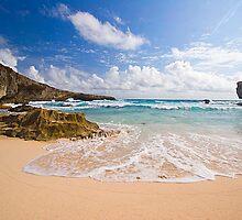 Aruba secluded beach by bongo