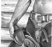 Felix - Cowboy by David J. Vanderpool