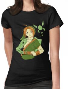 Legend of Elric Womens Fitted T-Shirt