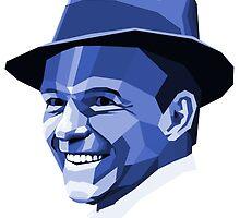 Frank Sinatra - Ol' Blue Eyes by Sarah Hall