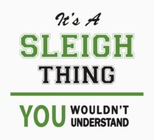 It's a SLEIGH thing, you wouldn't understand !! by itsmine