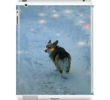 Luna in the wonderland iPad Case/Skin