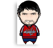Alexander Ovechkin (with beard) Canvas Print