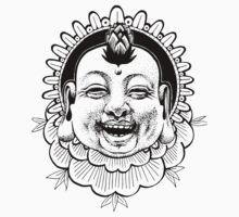 Buddha's friendly Head by zazme